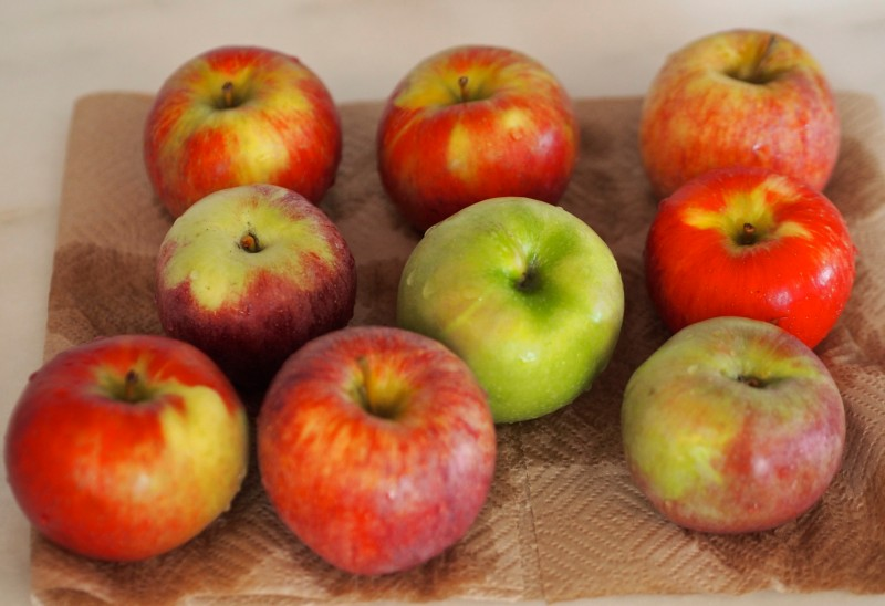 Apple Varieties for Apple Muffins