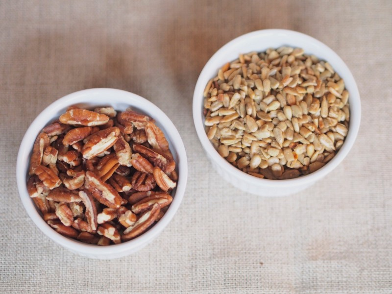 Sides for Bright & Hearty Oatmeal