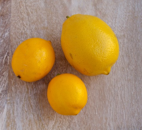 Meyer Lemon Comparison