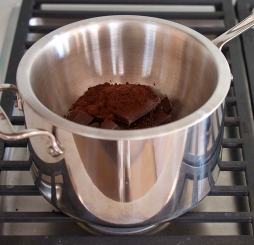 Homemade Double Boiler