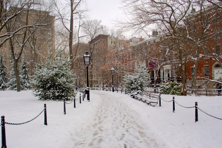 Washington Square Park, NYC, 2.17.15
