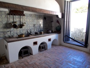 The Kitchen at Casa Blanca