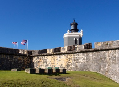 Castillo San Felipe & Lighthouse