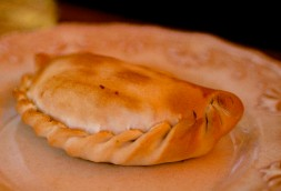 Baked Vegetable Empanada