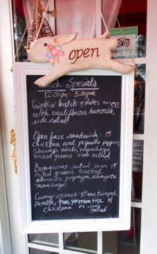 Chef's Lunch Specials