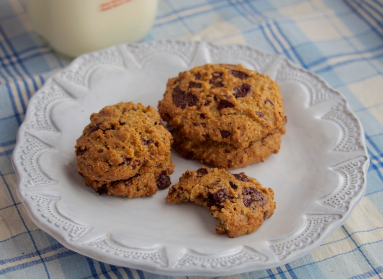 Chocolate Chip Cookies with Maple Sugar - Bite