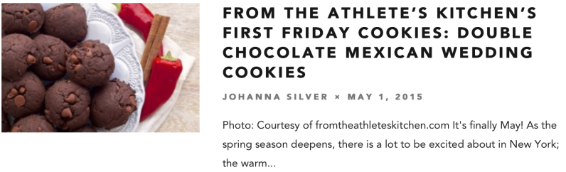 First Friday Cookie 5.1.15 DowntownMagazineNYC.com