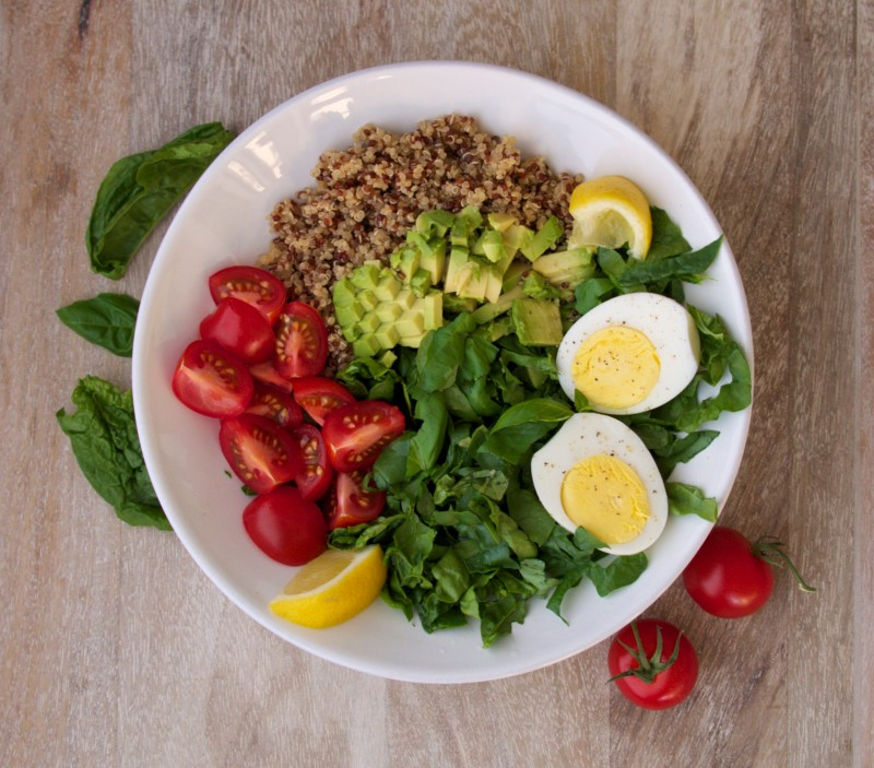 Make Ahead Healthy Breakfast