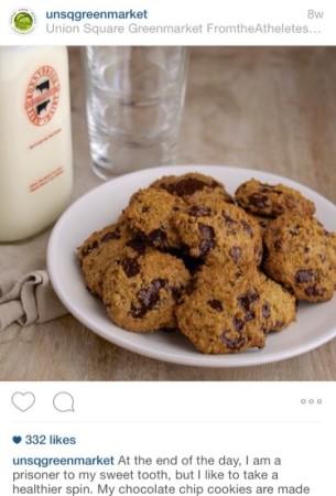 UnSqGmkt IG Takeover: Milk & Cookies