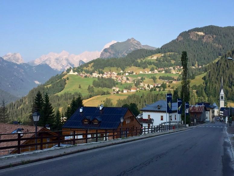 Favorite descent, towards Sillian, Austria