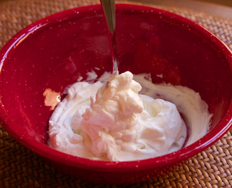 Strained Greek Yogurt