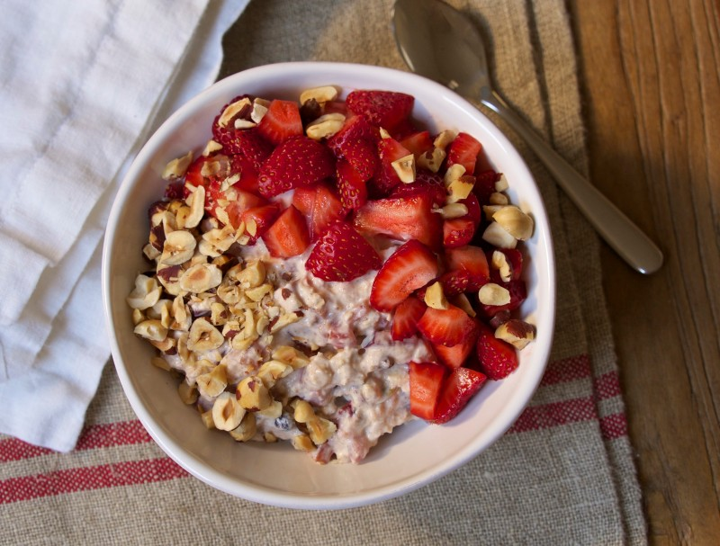 Muesli Bowl for Muesli Project