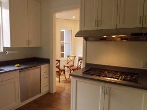 Kitchen Looking Into Breakfast Room Before