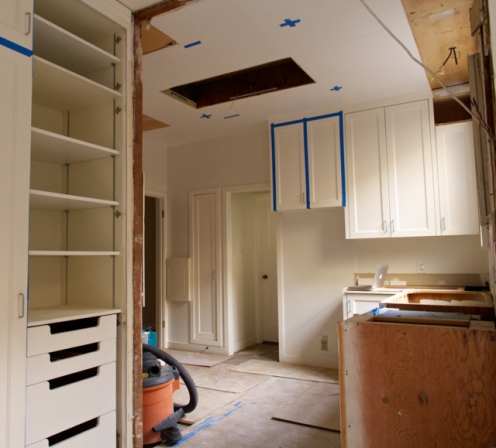 Breakfast Room Looking Into Kitchen Ongoing
