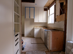 View into Kitchen Day Two