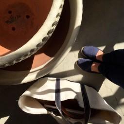 Big Pots, My Bag & Me