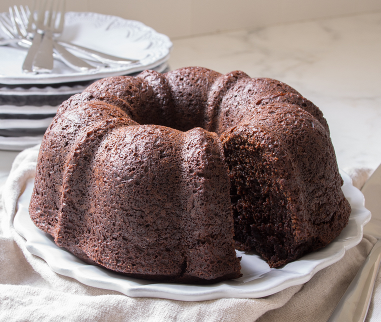 Recipe Makeover: Chocolate Cake
