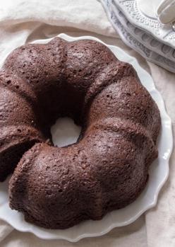 Chocolate Cake Recipe Makeover