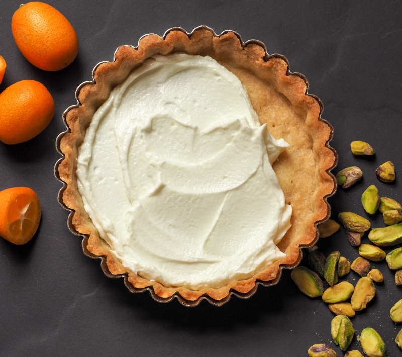 Greek Yogurt Replaces Custard