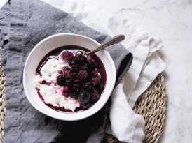Blackberries-&-Muesli-Painting